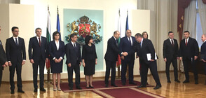 Започна заседанието на Консултативния съвет за национална сигурност (ВИДЕО+СНИМКИ)