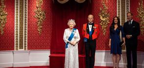 """""""Мадам Тюсо"""" отдели фигурите на Меган и Хари от кралското семейство (ВИДЕО+СНИМКИ)"""