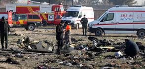 Черните кутии на украинския самолет остават в Иран