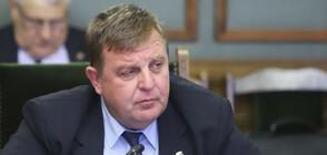 Каракачанов: Ще обсъдим оставката на Нено Димов на коалиционен съвет