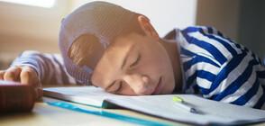 Недоспиването увеличава риска от психични проблеми при децата