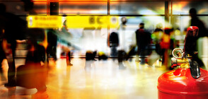 Пожар в едно от най-натоварените летища в Испания предизвика евакуация (ВИДЕО+СНИМКИ)