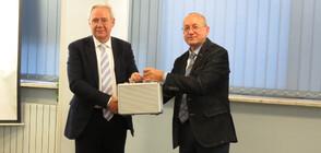 КРИБ пое ротационното председателство на АОБР за 2020 година