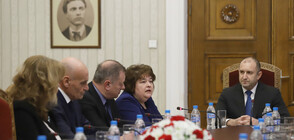 Румен Радев: Няма да влизам в договорки за промени в Конституцията