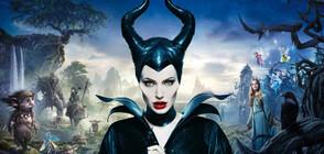"""Анджелина Джоли е Злодеида в """"Господарка на злото"""""""