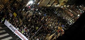 Сърбия отива на избори, опозицията бойкотира вота (СНИМКИ)