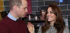 Момент на нежност между Уилям и Кейт разтопи сърцата на милиони (ВИДЕО+СНИМКИ)