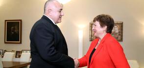 Борисов: Българската икономика продължава да се развива устойчиво (ВИДЕО+СНИМКИ)