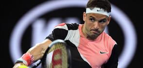 Григор Димитров започна с победа участието си на Australian Open (ВИДЕО+СНИМКИ)