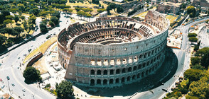 Колизеумът в Рим отново приема посетители