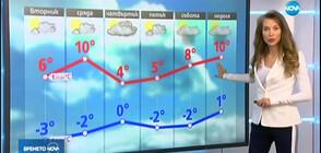 Прогноза за времето (20.01.2020 - централна)