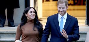 Принц Хари и Меган заплашиха със съд папараци за снимки в Канада (ВИДЕО+СНИМКИ)