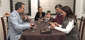 """Вечеря в стил Индиана Джоунс с Антоанет Пепе в """"Черешката на тортата"""""""