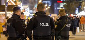 Зрелищен арест на българин в Германия заради убийството на сънародник в Марбея (СНИМКИ/ВИДЕО)