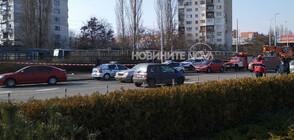 Четири трамвая се удариха в София, има загинал и ранени (ВИДЕО+СНИМКИ)