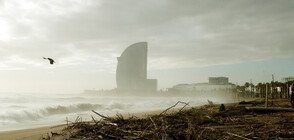"""Бурята """"Глория"""" взе 7 жертви в Испания"""