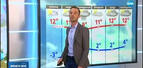 Прогноза за времето (24.01.2020 - централна)