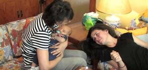 14-годишна ражда бебе и се забърква с наркотици