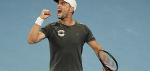 Димитър Кузманов: ATP Cup беше най-хубавото нещо, което ми се е случвало (ВИДЕО)