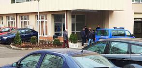 Мъж се самоуби в сградата на ДАНС (СНИМКИ)