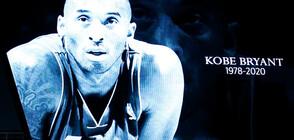 Искат образа на Коби за ново лого на NBA