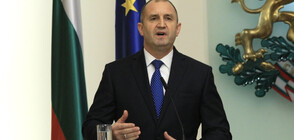 НА ЖИВО: Отчетът на президента Радев