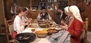 """Приказна вечеря в китната Копривщица с Краси Куртев в """"Черешката на тортата"""""""