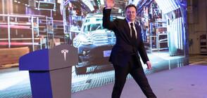 Илон Мъск забогатя с 2,3 милиарда долара за час
