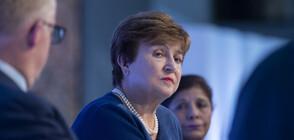 Кристалина Георгиева похвали правителството за мерките срещу коронавируса