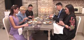 """Северът среща Юга с вечерята на Симона Загорова в """"Черешката на тортата"""""""