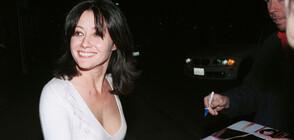 """Звездата от """"Бевърли Хилс 90210"""" Шанън Дохърти се бори за живота си (СНИМКИ)"""