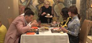 """Българска традиционна кухня с Николина Чакърдъкова в """"Черешката на тортата"""""""