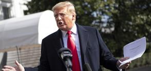 НОВ ХИТ В СОЦИАЛНИТЕ МРЕЖИ: Доналд Тръмп отвръща на удара