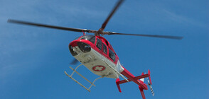 Одобриха проекта за два медицински хеликоптера