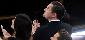 ЗА ПЪРВИ ПЪТ: Лео ди Каприо и приятелката му се появиха заедно (ВИДЕО+СНИМКИ)