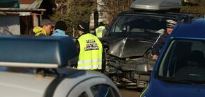 Пет деца пострадаха при катастрофа край Кокаляне (ВИДЕО+СНИМКИ)