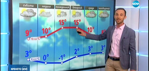 Прогноза за времето (15.02.2020 - обедна)
