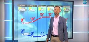 Прогноза за времето (15.02.2020 - централна)
