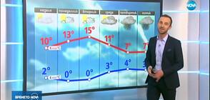 Прогноза за времето (16.02.2020 - обедна)