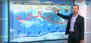 Прогноза за времето (16.02.2020 - централна)