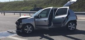 Мъж загина при катастрофа край Котел