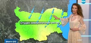 Прогноза за времето (18.02.2020 - централна)