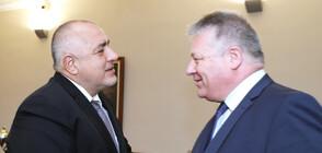 Борисов се срещна с шефа на германското разузнаване