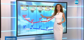 Прогноза за времето (19.02.2020 - обедна)