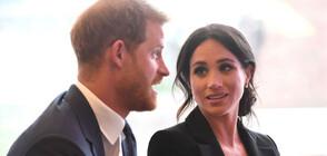 """Кралицата забрани на Хари и Меган да използват бранда """"Sussex Royal"""""""