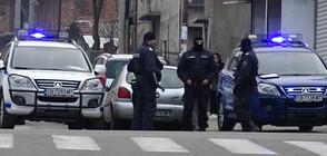 Масирана спецакция в Благоевград, изходите на града са блокирани (ВИДЕО+СНИМКИ)
