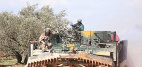 При удар на сирийската авиация в Идлиб са убити двама турски войници
