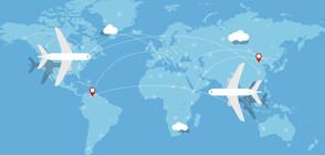 Авиокомпаниите могат да загубят 29,3 млрд. долара поради коронавируса