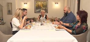 """Английска вечеря с Нана Гладуиш в """"Черешката на тортата"""""""
