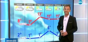 Прогноза за времето (21.02.2020 - обедна)